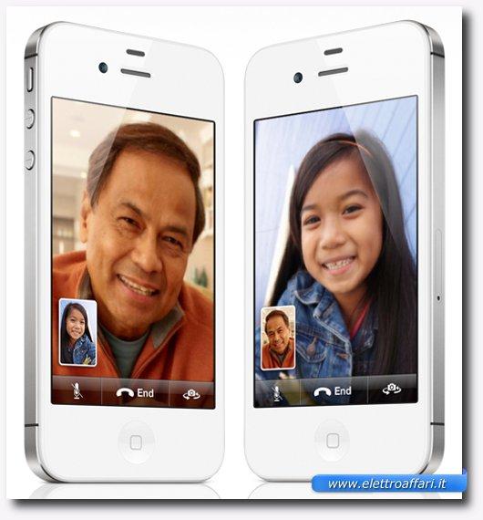 Ottava caratteristica migliorata nell'iPhone 4S