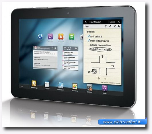 Settimo Tablet PC del 2011