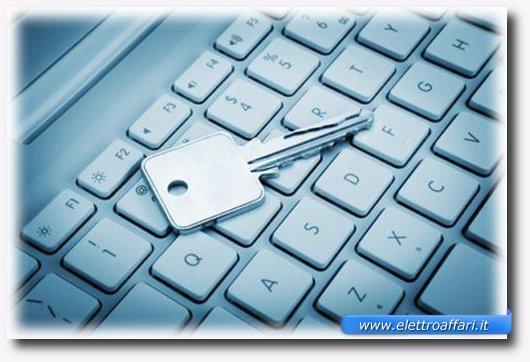Attivare la protezione WPA2