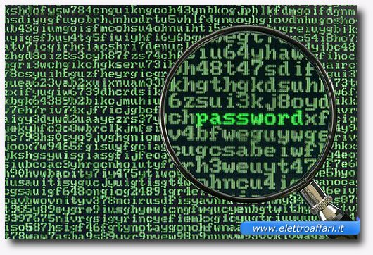 Cambiare username e password di default