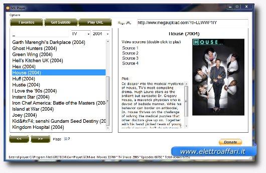 Programma per vedere in streaming i film caricati su Megaupload