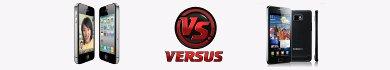 Confronto iPhone 4S vs Samsung Galaxy S2