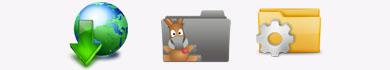 configurazione opzioni emule