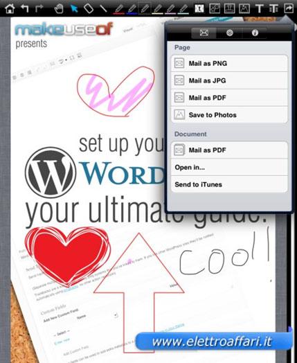 Immagine di neu.Annotata PDF per iPad e iPhone