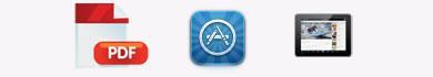 Applicazioni per leggere PDF su iPad e iPhone