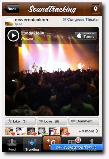 Sound Tracking: una delle più importanti applicazioni per iPhone 4S