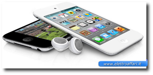 Immagine dell'iPod Touch 4 Generation