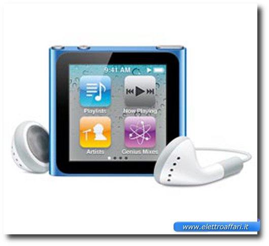 Immagine dell'iPod Nano