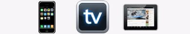 Vedere la TV in streaming su iPhone e iPad