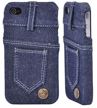 Custodia Trendy Denim Jeans Series Case