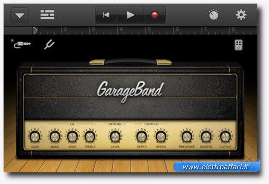 Seconda applicazione di musica per iPhone, iPad e iPod Touch
