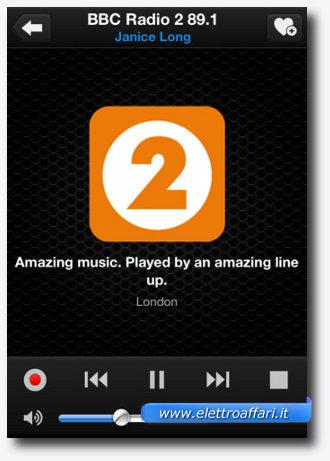Terza applicazione di musica per iPhone, iPad e iPod Touch