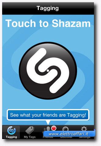 Quarta applicazione di musica per iPhone, iPad e iPod Touch