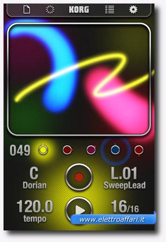 Settima applicazione di musica per iPhone, iPad e iPod Touch
