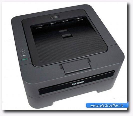 La stampante laser che costa meno