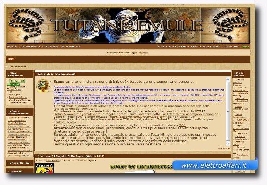 Secondo sito in alternativa a AngelMule e ItalianShare