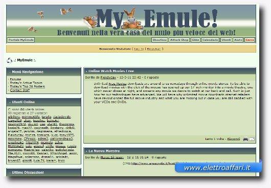 Terzo sito in alternativa a AngelMule e ItalianShare