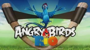 Immagine del gioco Angry Birds Rio per iPhone
