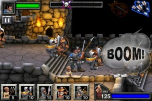 Immagine del gioco Army of Darkness Defense per iPhone