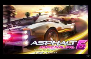 Immagine del gioco Asphalt 6: Adrenaline per iPhone