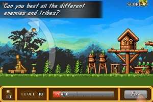 Immagine del gioco Castle Smasher per iPhone