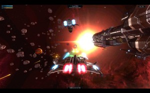 Immagine del gioco Galaxy on Fire 2 HD per iPad