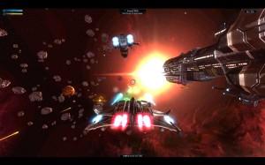 Immagine del gioco Galaxy on Fire 2 HD per iPad