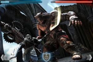 Immagine del gioco Infinity Blade II per iPad