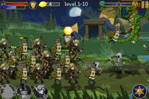 Immagine del gioco Legendary Wars per iPhone