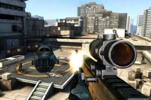 Immagine del gioco Modern Combat 3: Fallen Nation per iPad