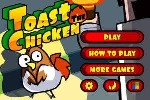 Immagine del gioco Toast The Chicken per iPhone
