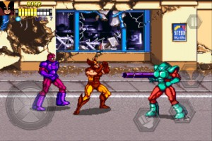 Immagine del gioco X-Men per iPhone