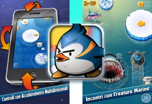 Immagine del gioco Air Penguin per iPhone