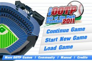 Immagine del gioco iOOTP Baseball 2011 per iPhone