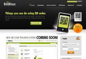 Immagine del quinto servizio online per creare codici QR