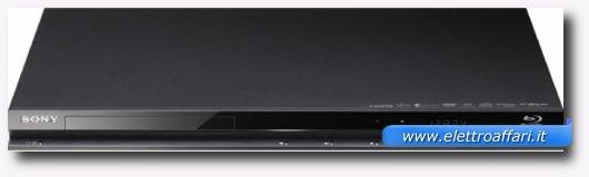 Immagine del lettore Blu-Ray Sony BDP-S470