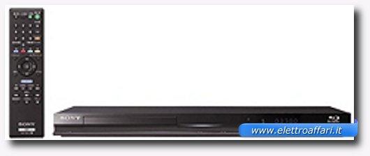 Immagine del lettore Blu-Ray Sony BDP-S370