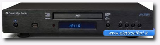 Immagine del lettore Blu-Ray Cambridge Audio Azur 650BD