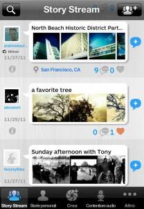 Blurp Moble per iPhone