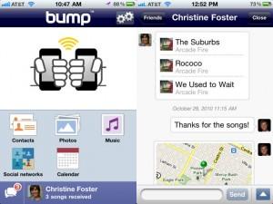 Bump per iPhone