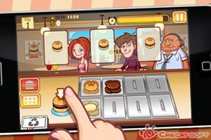 Immagine del gioco Burger Queen per iPhone