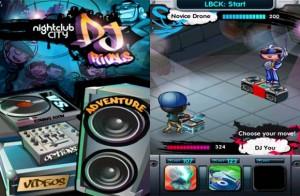Immagine del gioco DJ Rivals per iHpne