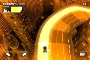 Immagine del gioco Forever Drive per iPad