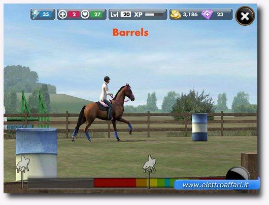 Immagine del gioco My Horse per iPad