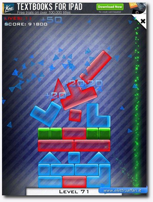 Immagine del gioco Glass Tower 2 HD Free per iPad