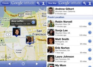 Google Latitude per iPhone