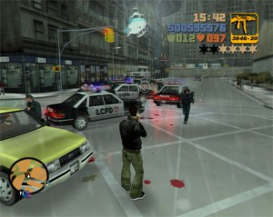 Immagine del gioco Grand Theft Auto 3 per iPad