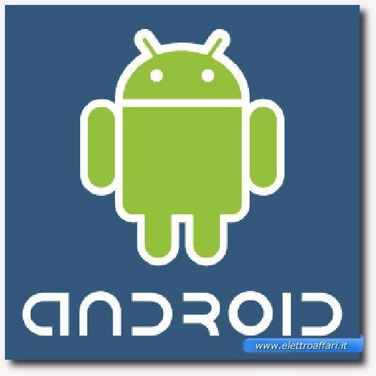 Immagine del logo Android