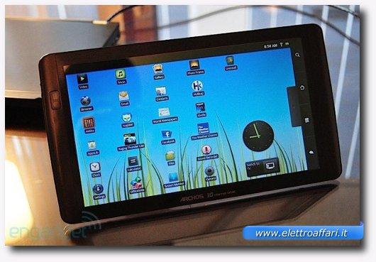 Immagine del tablet Archos 10.1