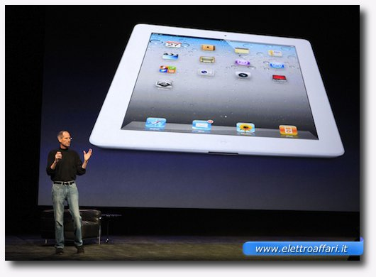 Immagine del tablet Apple iPad 2